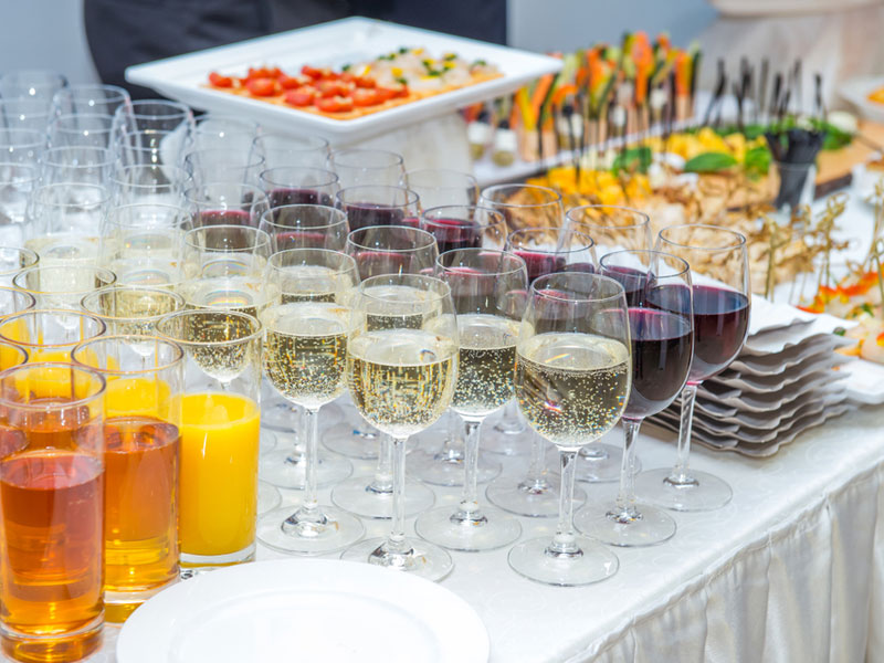 top catering ideas for a stunning party