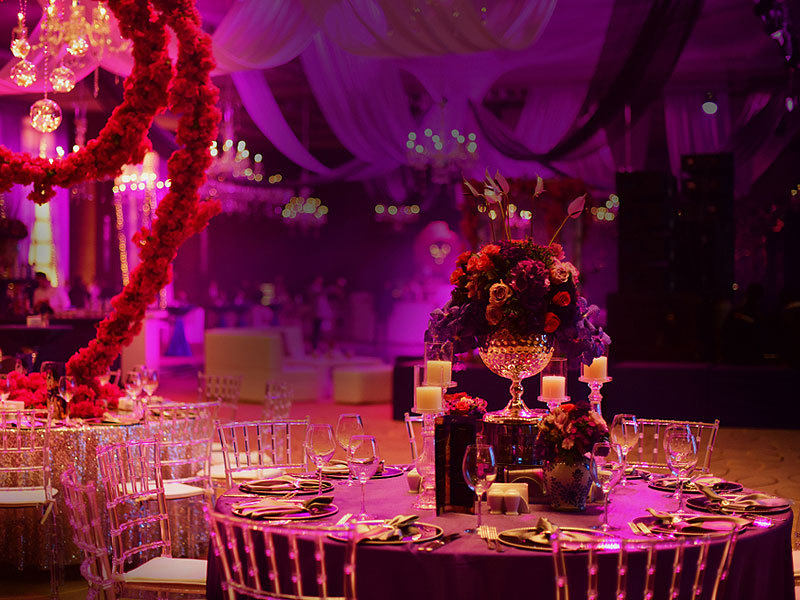 how to organise the perfect gala dinner